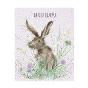 Wrendale Good Luck Greeting Card